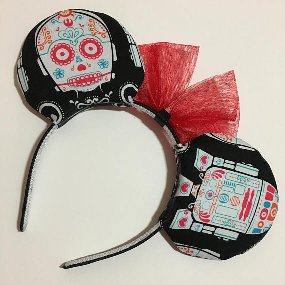 star-wars-droids-sugar-skulls-minnie-mouse-ears