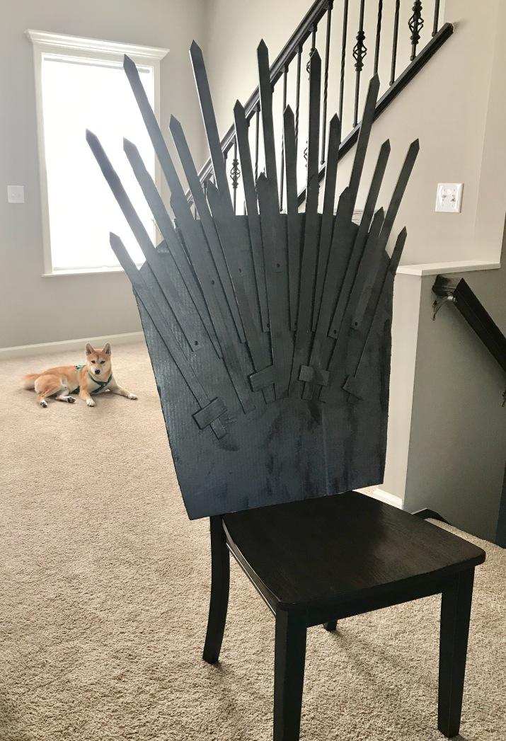 make Your Own Iron Throne For Under 25 Popcorner