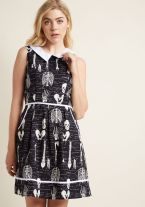 A-Line Bone Dress - ModCloth