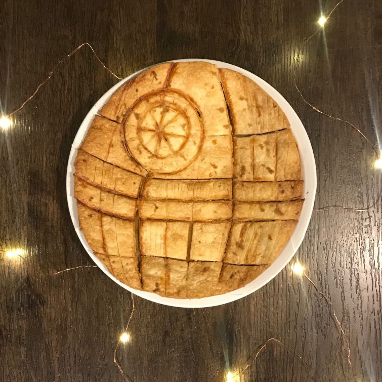 death star pie star wars
