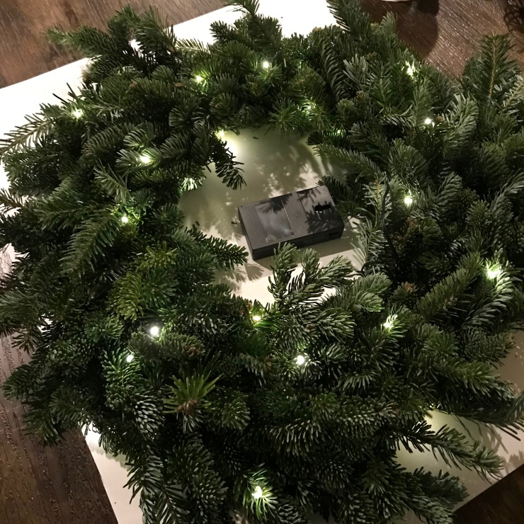 Decorate Your Own Christmas Wreath