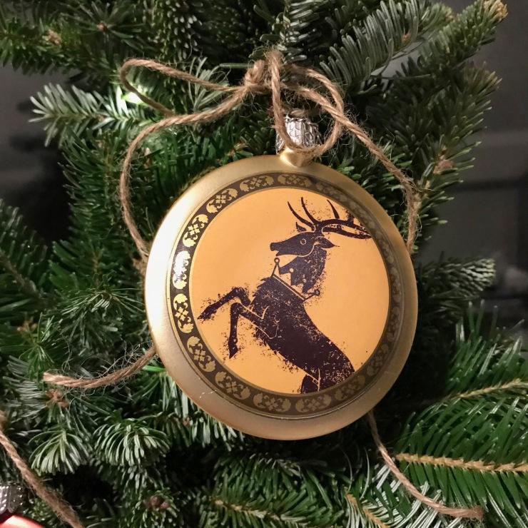 House Baratheon Christmas Ornament BoxLunch