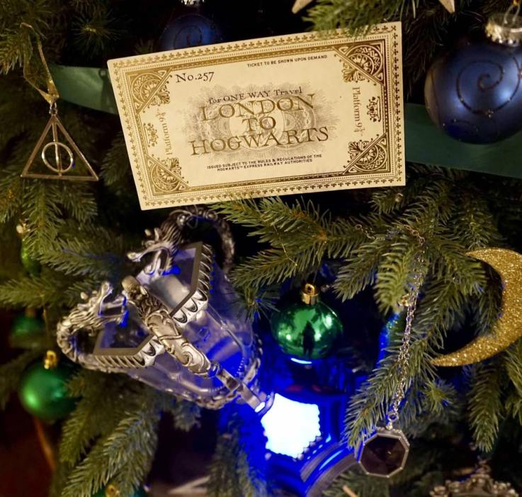 Goblet of Fire Ornament