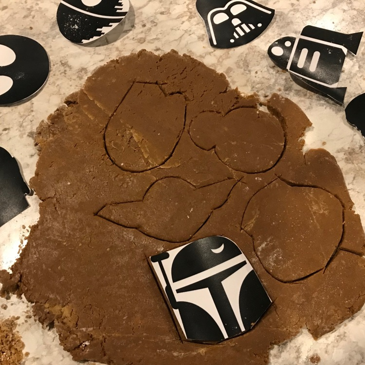 Star Wars Cookie Cutter Free
