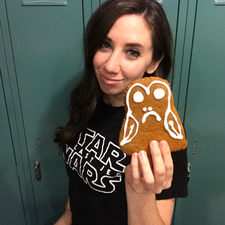 Star Wars Porg Cookie