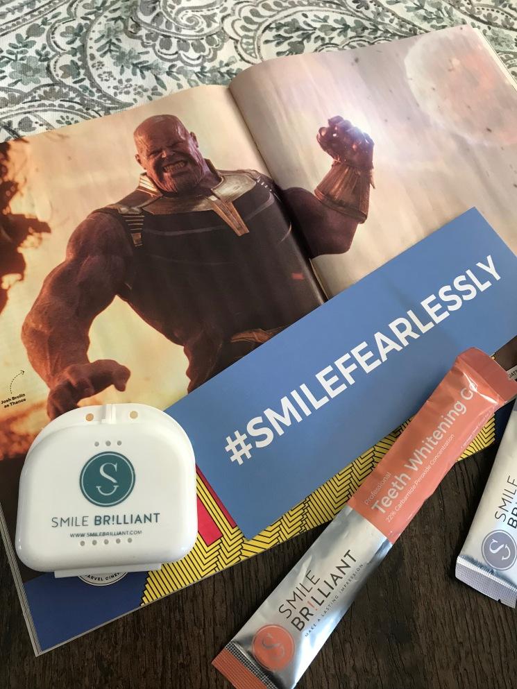Thanos Smile